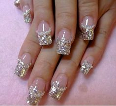 Newest Nail Art Designs Gallery Newest Nail Art Designs. Here is Newest Nail Art Designs Gallery for you. Newest Nail Art Designs nail art 2019 top trends you should look out for all. Glittery Nails, Glitter Nail Art, Bling Nails, 3d Nails, Cute Nails, Bling Bling, Sexy Nails, Silver Nails, Pastel Nails