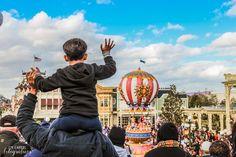Parques de Orlando Magic Kingdom Parada
