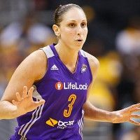 Diana Taurasi scored 22 and Candice Dupree added 19 to help the Phoenix Mercury win their 13th straight game and clinch a playoff berth with an 89-71 victory over the Seattle Storm on Tuesday night.