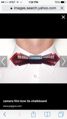Film bow tie