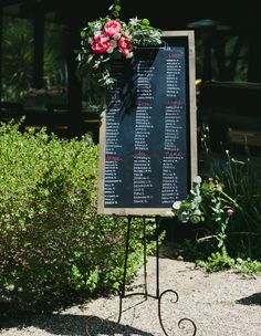 Ojai Garden Wedding at Calliote Canyon