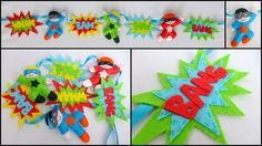 Themed Garlands - Gift Patch