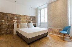 Contemporary & Rustic Apartment by Serena Romanò