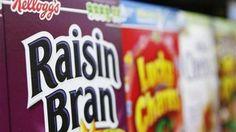 Kids' cereals are healthier, ads aren't