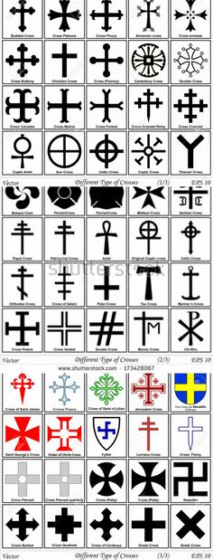 The number of people that can't distinguish between different types of crosses, their meanings and their backgrounds is too damn high.