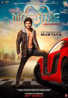 Machine 2017 Hindi pDVDRip x264 700MB Free Movie
