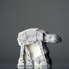 What could be better than an AT-AT cookies and cream soft center truffle? No really..  what?  :)