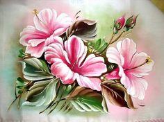 Resultado de imagem para pinturas em tecido