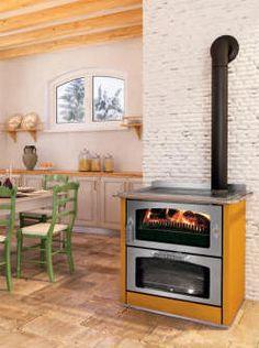 deMainicor Wood Cook Ranges