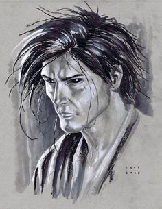 The Sandman by Mike Choi *