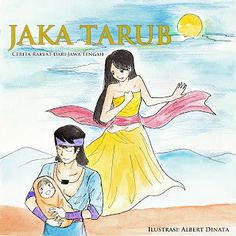 Jaka Tarub Storybook | gigigamama sketchbook