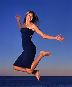 """The commanding Gabrielle Reece (6' 3"""") Pro Volleyball Player & Model"""
