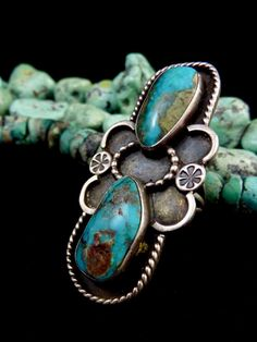 Knuckle-to-Knuckle Old Pawn Vintage Navajo by PoohsCornerOTheWorld