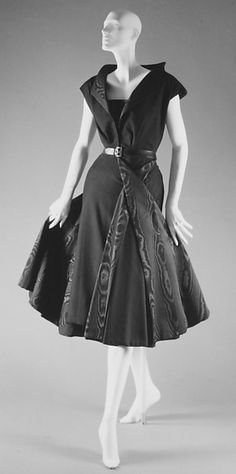 """Moulin à Vent"" (Windmill) dress by Christian Dior F/W 1949–50 