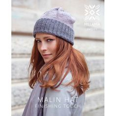 Malin Hat in MillaMia Naturally Soft Aran - Downloadable PDF. Discover more Patterns by MillaMia at LoveKnitting. We stock patterns, yarn, needles and books from all of your favorite brands.