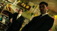 Seth and Richie Gecko. From Dusk Till Dawn (TV Series)