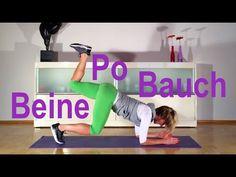 25 min. Bauch - Beine - Po mit Gabi Fastner