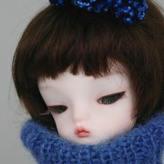 secretdoll [2015 Christmas special Narrow eyes Person 21]