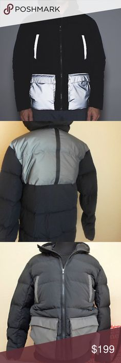 New w/tags  Lululemon Men's down coat. Macleod New w/tags  Lululemon Men's down coat. Macleod Parka lululemon athletica Jackets & Coats