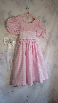 GIRL'S DRESS DRESSY Rare Editions Tea Birthday by MissPoppysFancy