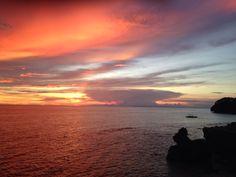 Sunset @ boracay!