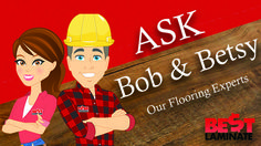 "Have you asked, ""How much underlayment do I need to buy? Find out the answer from Bob and Betsy at Best Laminate. Best Flooring, Basement Flooring, Vinyl Flooring, Flooring 101, Flooring Options, Engineered Hardwood, Hardwood Floors, Kirby Vacuum Cleaner, Laminate Installation"
