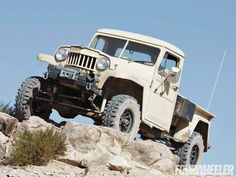 Jeep Willy's Truck