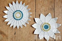 Easy Paper Plate Wea