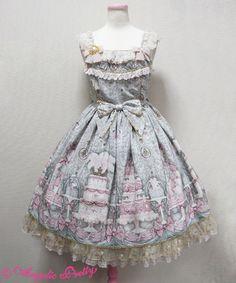 Antoinette Decoration jumper skirt