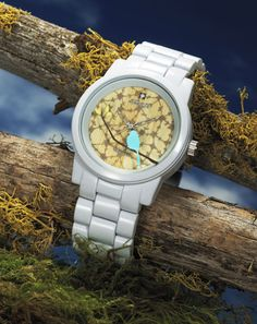 87% eco-friendly...bamboo dial...what!!!