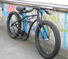 The Coolest Custom Bike Website On Net A Community Of Bicycle Enthusiasts Dedicated To Buildin Em Hot Rod Style