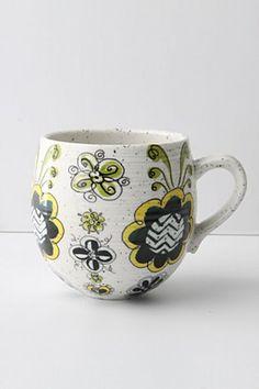 anthropologie...my favorite mug!