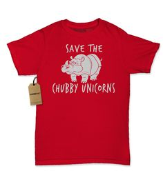 - Facing Extinction, it's about time we all did something to Save these Chubby Unicorns (Rhinoceros') - A portion of the proceeds are donated to Save The Rhino, an organization dedicated to stopping p