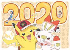 Happy New Year from the Anime World Part VI Happy New Year from the Anime … - All About Events Pokemon Go, Pokemon Rules, Pokemon Comics, Pikachu, Pokemon Stories, Pokemon Poster, Pokemon Stuff, Nintendo Characters, Disney Characters