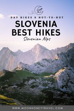 Hiking Routes, Backpacking Europe, Europe Travel Guide, Hiking Trails, Travel Destinations, Travel Guides, Visit Slovenia, Slovenia Travel, Best Places To Camp