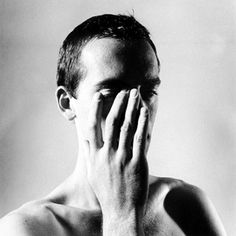 Peter Hujar, Portrait of David Wojnarowicz, 1981
