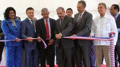 Armario de Noticias: Danilo Medina cumple promesa e inaugura el puente ...