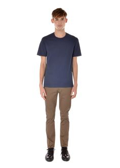 Michel Brisson - Spring Summer 2015 - Menswear // Acne Studios t-shirt, trousers, shoes