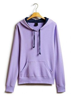 Lavender Collision Energy Turtleneck Sweatshirt$52.00