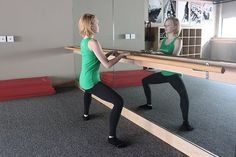 Thigh Exercises From Pure Barre