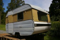 1972 NZ built Liteweight 1100 4 berth getting ready for make over