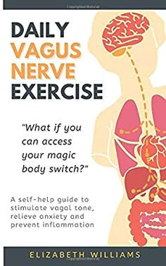 Longer Exhalations Are an Easy Way to Hack Your Vagus Nerve Cold Home Remedies, Natural Health Remedies, Herbal Remedies, Vagus Nerve Stimulator, Chronic Stress, Natural Medicine, Cold Medicine, Fibromyalgia, Self Help