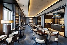 "The Ritz-Carlton, Tokyo ""Club Lounge"" [8]"