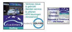Wij heten CarXpert Dolfing van harte welkom op Koopplein Midden-Drenthe. Zoekt u een RDW erkend autobedrijf voor onderhoud en reparatie van alle merken auto's in alle prijsklasses in de buurt van Witteveen? Dan is CarXpert Dolfing uw autogarage. http://koopplein.nl/middendrenthe/auto-en-toebehoren