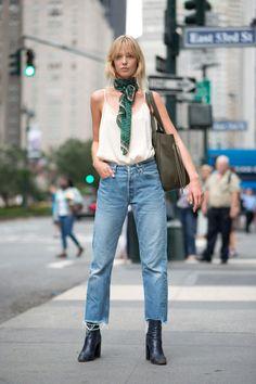 Vuelve la semana de la moda a la Gran Manzana, cargada de ideas y tendencias…