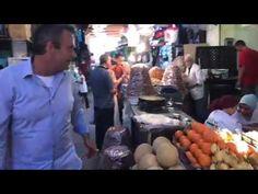 Projet au Maroc (Tanger) : Bab Al Maghreb - YouTube