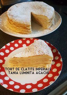 Tort de clatite imperiale din albusuri - Magnas Palacsinta Torta | Savori Urbane Food And Drink, Meals, Ethnic Recipes, Meal, Yemek, Food, Nutrition