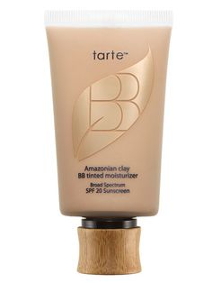 This tarte Amazonian clay BB tinted Moisturizer is truly the most amazing product I have ever used! It keep your face moisturized all day! I get compliments all the time!