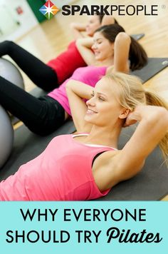 A Skeptic's Guide to Pilates. Think you can't do Pilates? Think again! | via @SparkPeople