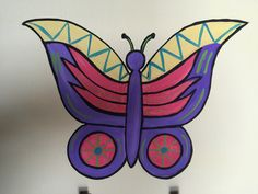 BUTTERFLY (ADVANCED) 8 years and up